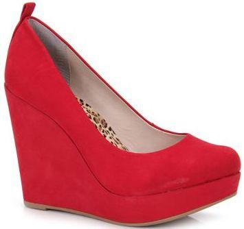 Modelos de Sapatos Anabela 2012 19 Modelos de Sapatos Anabela 2012