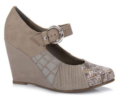 Modelos de Sapatos Anabela 2012 2 Modelos de Sapatos Anabela 2012