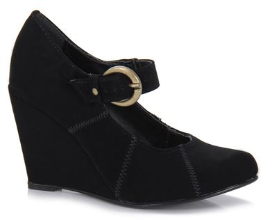 Modelos de Sapatos Anabela 2012 3 Modelos de Sapatos Anabela 2012