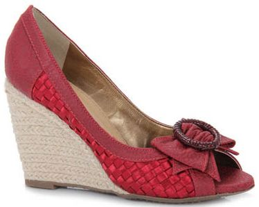 Modelos de Sapatos Anabela 2012 4 Modelos de Sapatos Anabela 2012