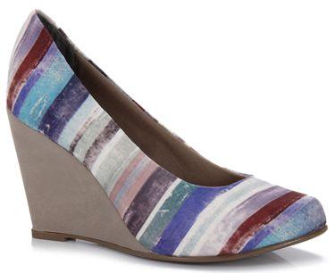 Modelos de Sapatos Anabela 2012 6 Modelos de Sapatos Anabela 2012