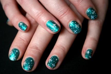 Como decorar unhas curtas for Decor unhas
