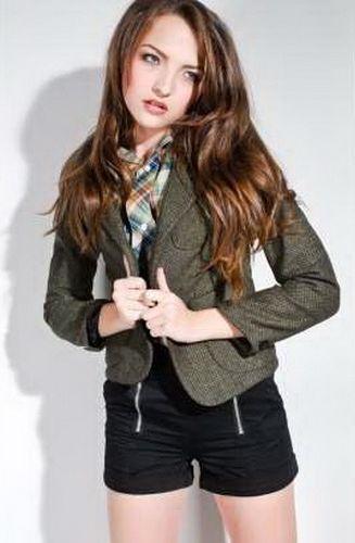 Modelos de Casacos de Tweed 22 Modelos de Casacos de Tweed