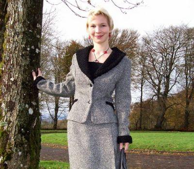 Modelos de Casacos de Tweed 55 Modelos de Casacos de Tweed