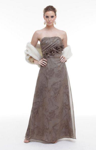 Modelos de Vestidos de Festa para o Inverno 1 Modelos de Vestidos de Festa para o Inverno