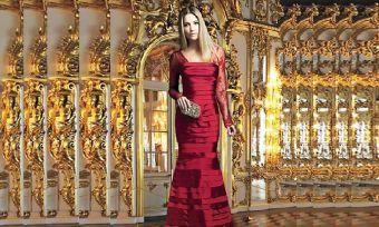 Modelos de Vestidos de Festa para o Inverno