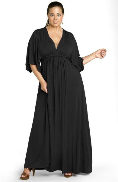 Vestidos Longos para Gordinhas 100 Vestidos Longos para Gordinhas