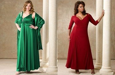 Vestidos Longos para Gordinhas 13 Vestidos Longos para Gordinhas