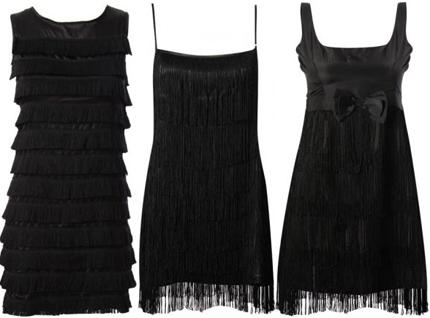 Платье в стиле 20-х годов сшить своими руками
