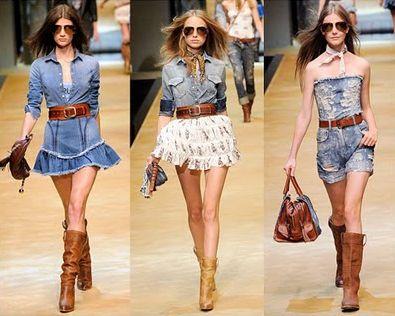 Moda Sertaneja 9 Tendência de Moda Sertaneja
