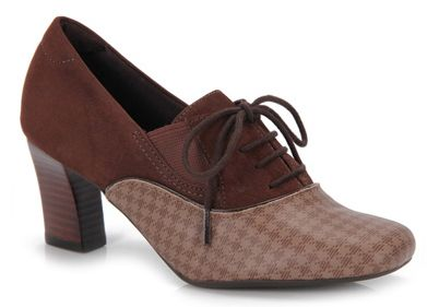 Oxford 10 Modelos de Sapatos Oxfords com Salto