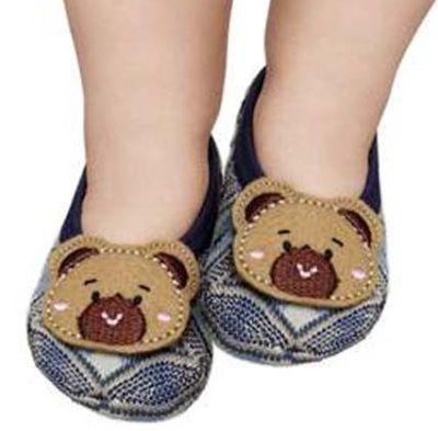 Sapatilha Meia para Bebês 9 Modelos de Meias Sapatilhas para Bebês