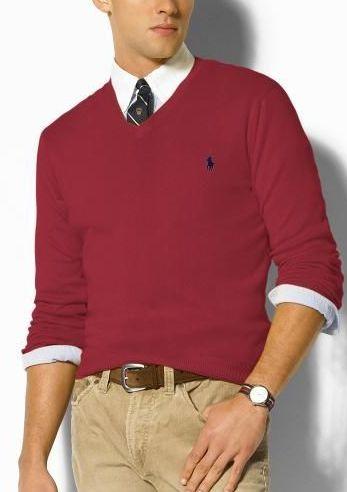 Suéter 2 Como Usar Suéter Masculino