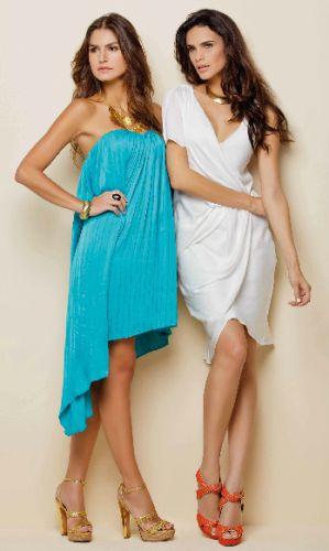 Modelos de Vestidos Curtos para o Réveillon 2012 2013 1 Modelos de Vestidos Curtos para o Réveillon 2012 2013