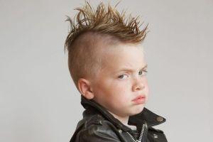 Modelos de Cortes de Cabelo de Criança