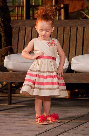 Modelos de Vestidos de Festa para Crianças 2 Modelos de Vestidos de Festa para Crianças