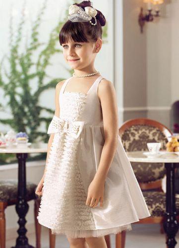 Vestidos de Festa para Crianças 1 Modelos de Vestidos de Festa para Crianças