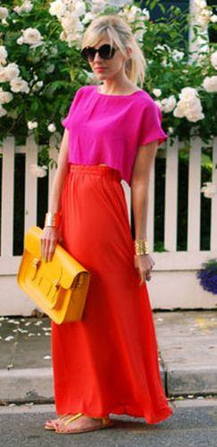 Looks Coloridos para o Réveillon 1 Looks Coloridos para o Réveillon