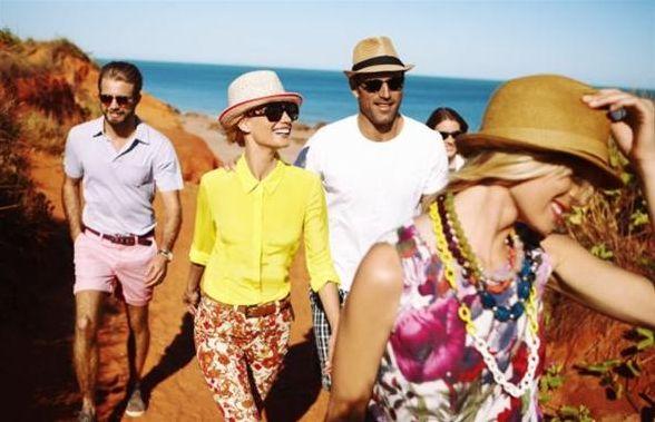 Looks Coloridos para o Réveillon 9 Looks Coloridos para o Réveillon