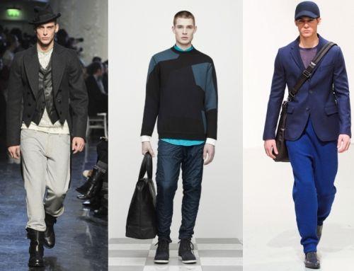 As calças masculinas moda 2013 deixarão o visual dos homens ainda mais interessante (Foto: Divulgação)