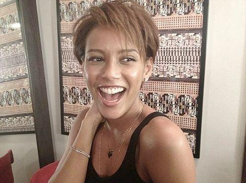 O novo corte Joãozinho de Taís Araújo deixou a atriz com aspecto mais jovial, porém causou muitas polêmicas (Foto: Divulgação)