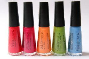 Esmalte Avon Color Trend Verão 2013