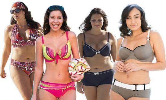 Os modelos de biquínis plus size 2013 irão valorizar ainda mais a silhueta das mulheres gordinhas (Foto: Divulgação)