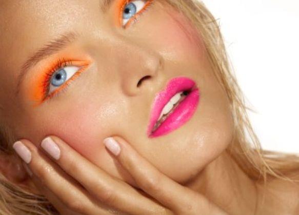 A maquiagem rápida para o carnaval também pode ser ultrainteressante e diferenciada (Foto: Divulgação)