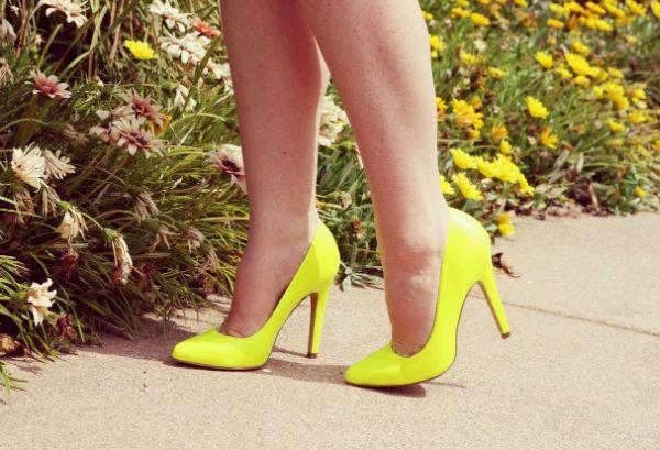Os calçados neon em 2013 estão ainda mais interessantes (Foto: Divulgação)