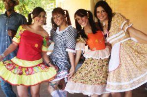 Vestidos para Festa Junina 2013
