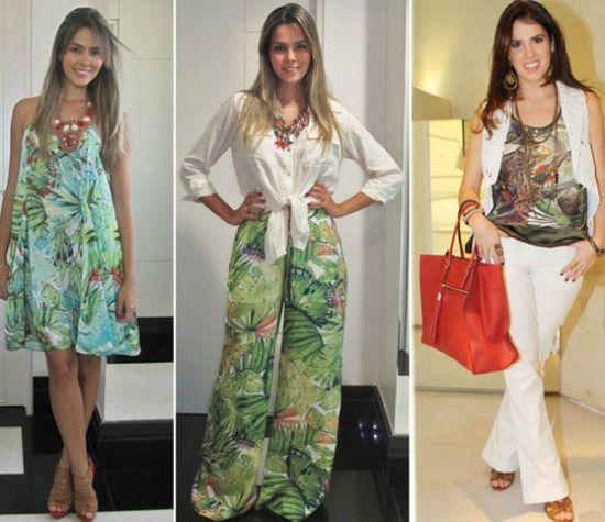 Moda de Roupas para Festa Havaiana 7 Moda de Roupas para Festa Havaiana