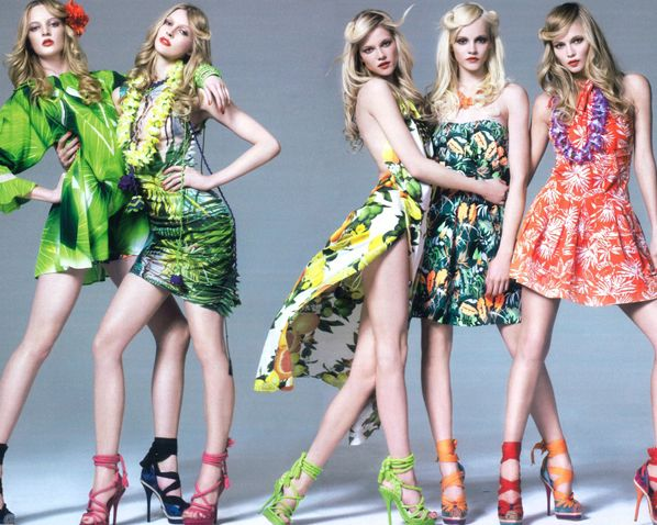 Moda de Roupas para Festa Havaiana 8 Moda de Roupas para Festa Havaiana