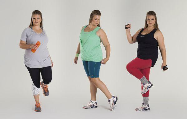 A moda fitness plus size 2013 está ainda mais interessante do que em temporadas passadas (Foto: Divulgação)