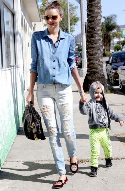 Looks para Mães Estilosas 100 Looks para Mães Estilosas