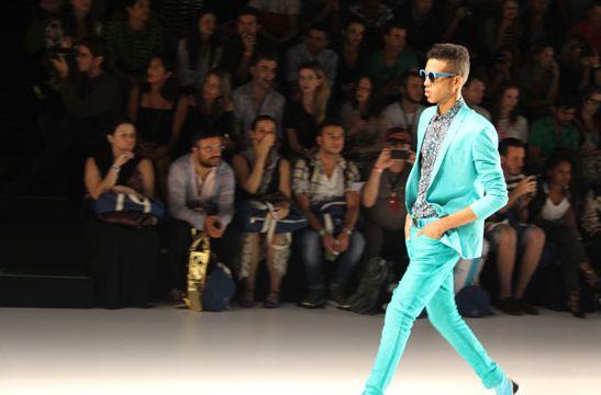 A moda masculina verão 2014 está tão interessante e diversificada quanto a moda feminina (Foto: Divulgação)