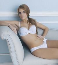 A lingerie ousada para o dia a dia pode ter modelo, cor ou estampa diferenciada (Foto: Divulgação)