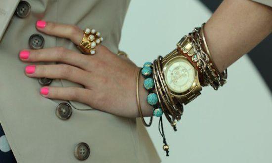 320dacffb4c Moda de Relógios Femininos 2013 91 - Dicas de Moda
