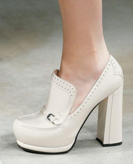 Os modelos de sapatos para o inverno 2014 estão bem diversificados (Foto: Divulgação)
