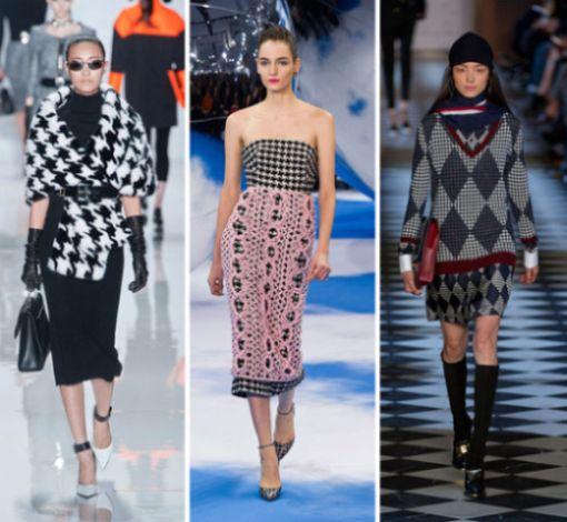 As tendências de moda referentes às estampas para o inverno 2014 estão bem democráticas e você pode optar pela que mais tem em comum com seu estilo pessoal (Foto: Divulgação)