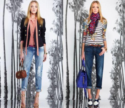 O jeans na moda inverno 2014 virá muito democrático e terá companhias também bem democráticas (Foto: Divulgação)