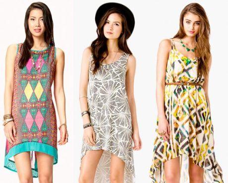 Vestidos para Adolescentes Verão 2014