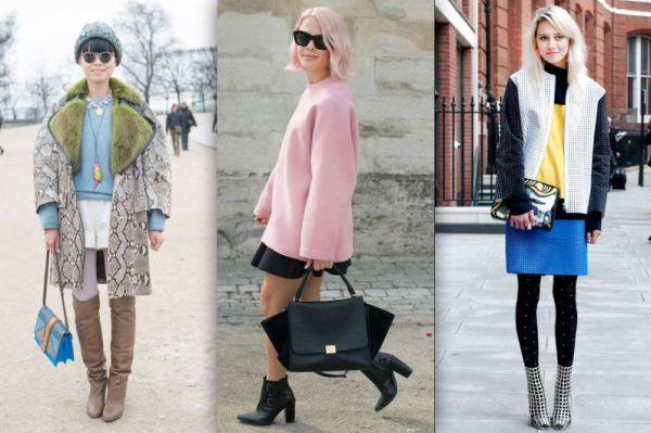 As botas para o inverno 2014 estão bem ecléticas e você pode optar pelo modelo mais condizente com seu estilo (Foto: Divulgação)