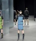 As falsas botas para o inverno 2014 fizeram o maior sucesso durante a última semana de moda de Nova York (Foto: Divulgação)