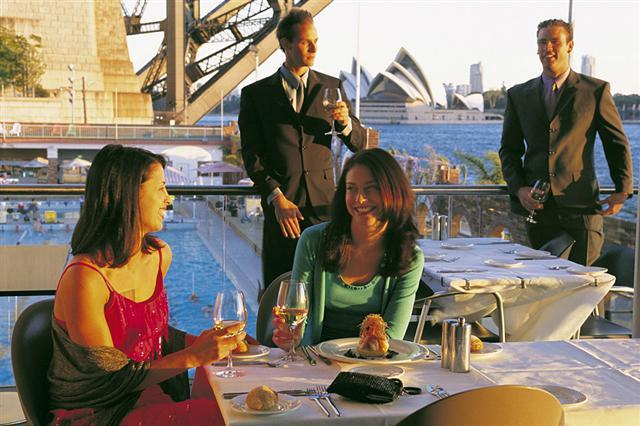 Os vinhos australianos são um dos destaques do país (foto: Divulgação)
