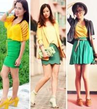 As dicas de moda para Copa do Mundo garantem um norte para quem fica perdida no momento de combinar a cor verde e a cor amarela (Foto: Divulgação)
