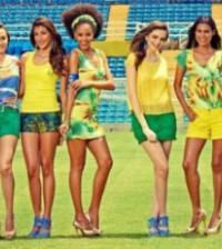Os looks para Copa do Mundo podem ser os mais variados possíveis, mas desde que sigam seu estilo pessoal (Foto: Divulgação)