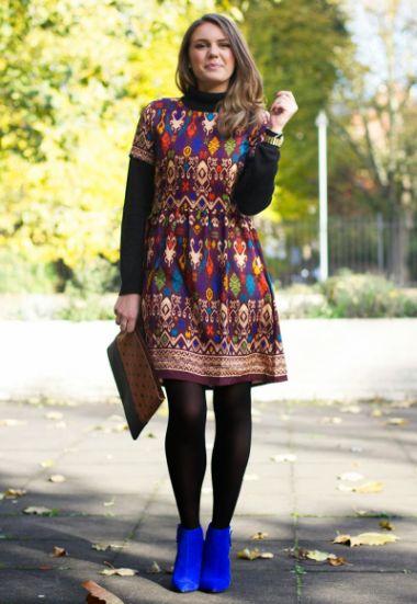 65f72f4b3 Truques para Usar Vestidos de Verão no Inverno 61 - Dicas de Moda