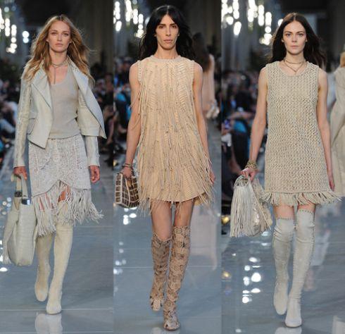 Use a tendência de franja no look e repagine e modernize o seu visual (Foto: soulfulbeauty.com)