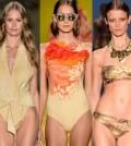 A moda praia verão 2015 traz ainda mais novidades e peças alegres (Foto: plushswimwear.com)