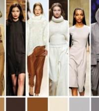 Assim como toda a moda, as cores do inverno 2015 estão bem diversificadas e democráticas (Foto: fashionsnoops.com)